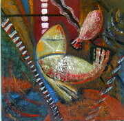 Abstract Fish - Available for purchase