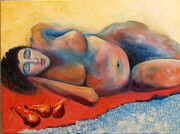 Siesta Desnuda (recently sold 12-10-2006)